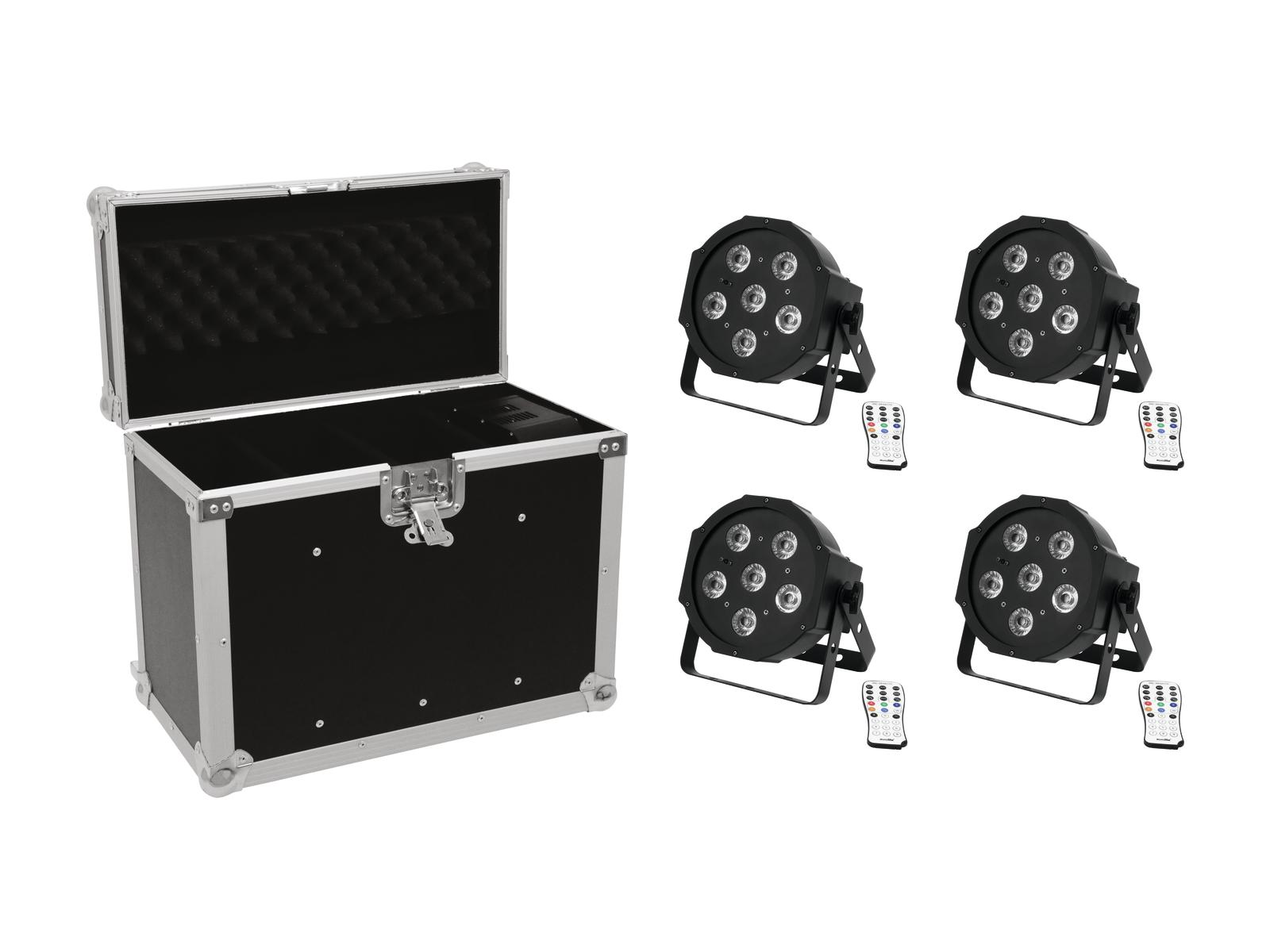 eurolite-set-4x-led-sls-603-case-ec-sl4m-gra-aye-m