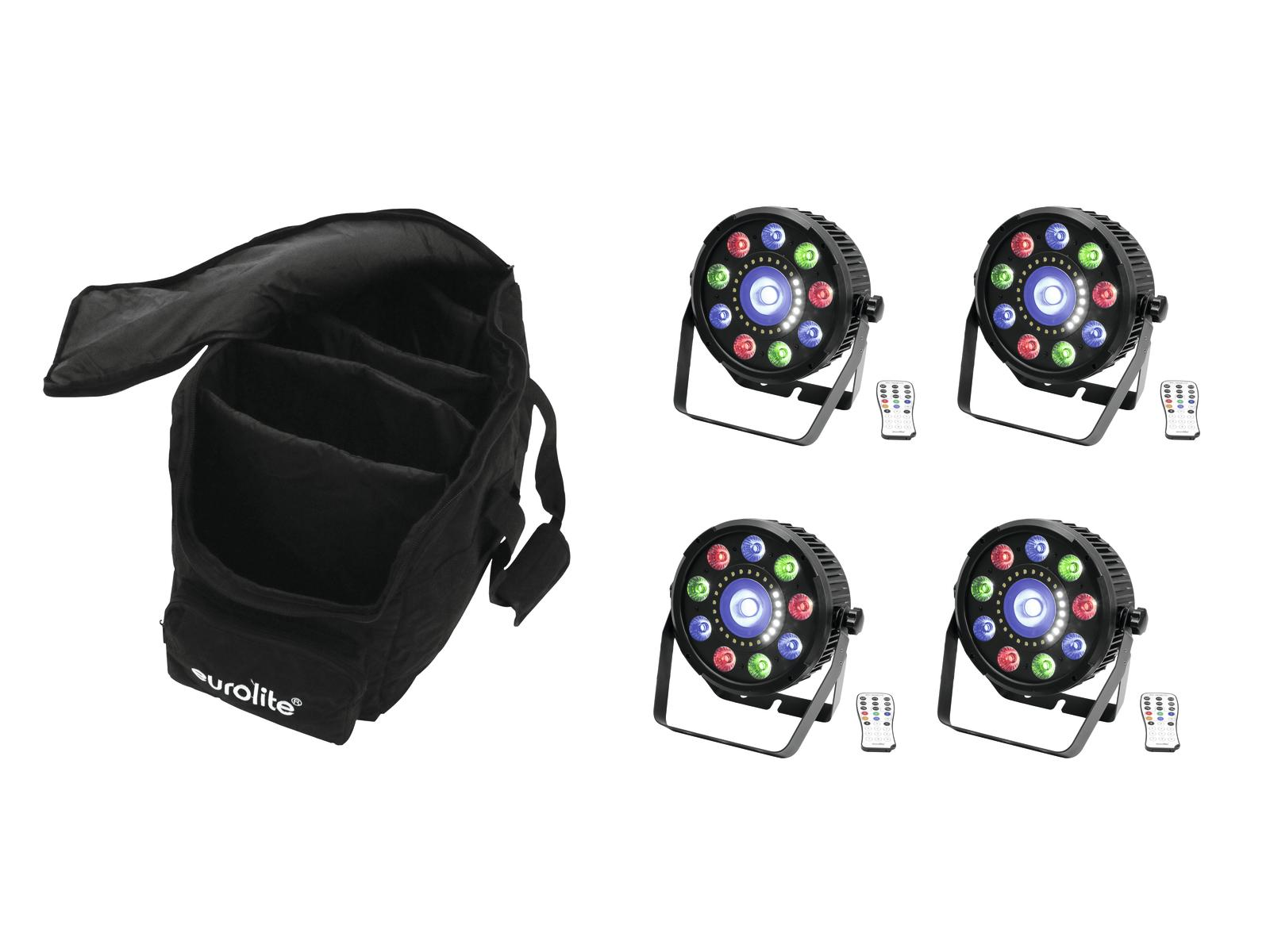 eurolite-set-4x-led-sls-9-hybrid-hcl-soft-bag
