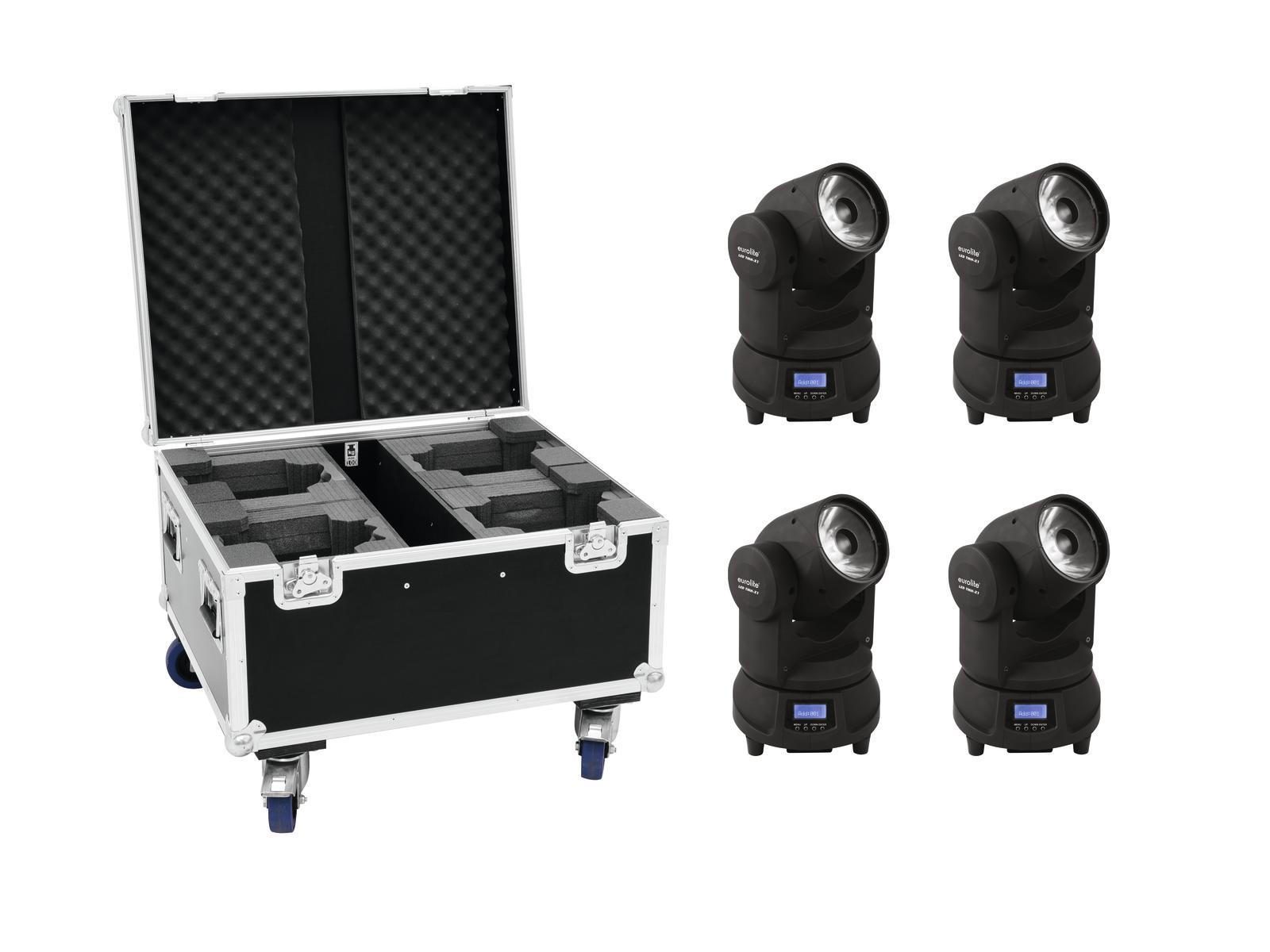 eurolite-set-4x-led-tmh-x1-moving-head-beam-case