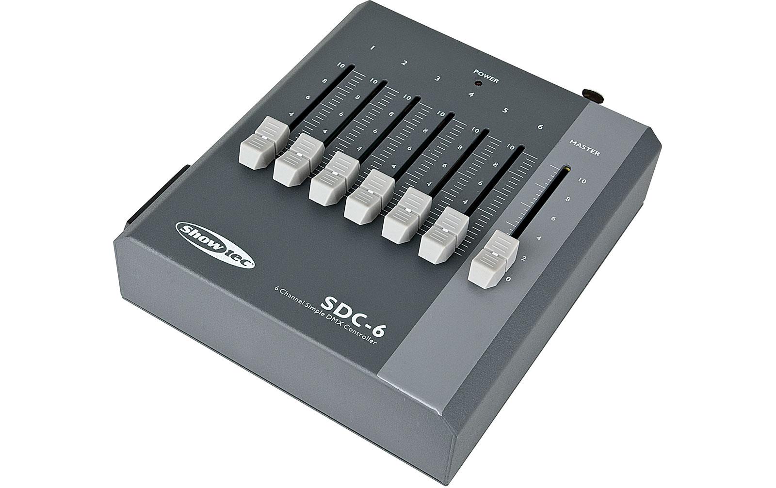showtec-sdc-6-dmx-controller
