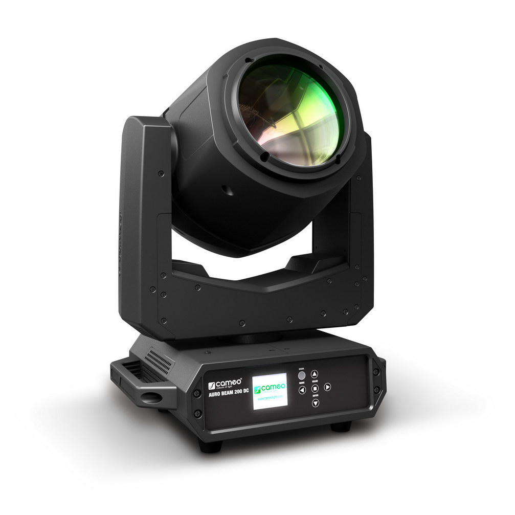 cameo-auro-beam-200-dc