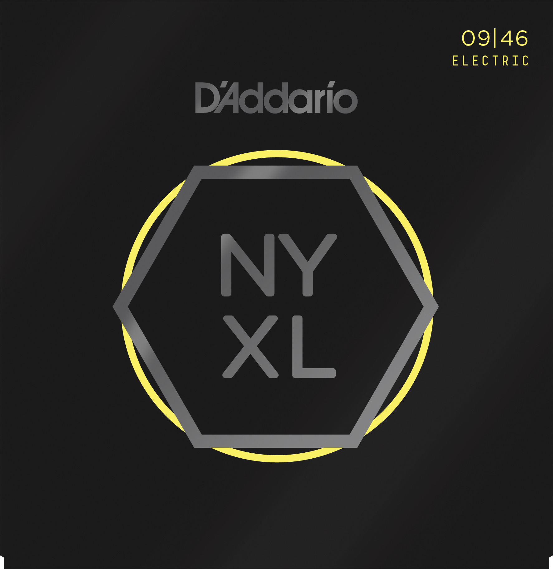Daddario NYXL0946 Saitensatz für E-Gitarre 009-046
