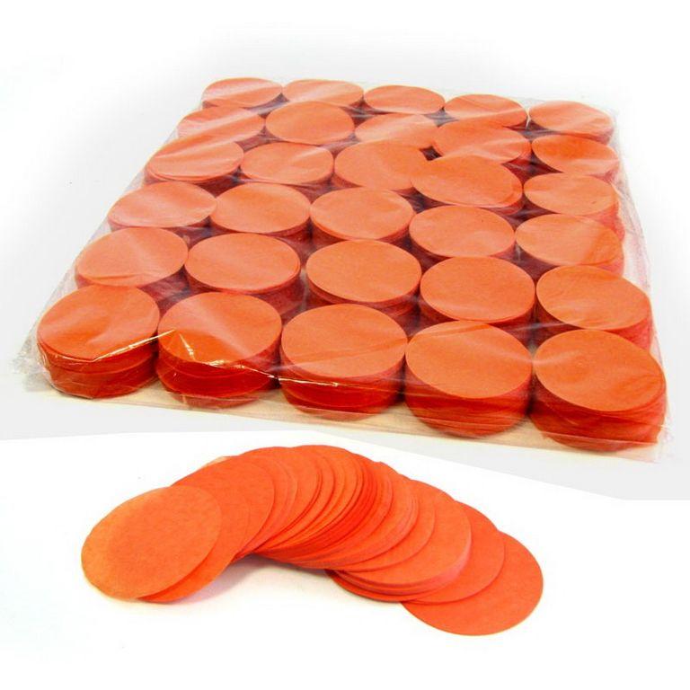 magic-fx-slowfall-konfetti-kreis-a-55mm-orange-beutel