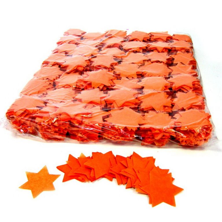 magic-fx-slowfall-konfetti-stars-a-55mm-orange-beutel