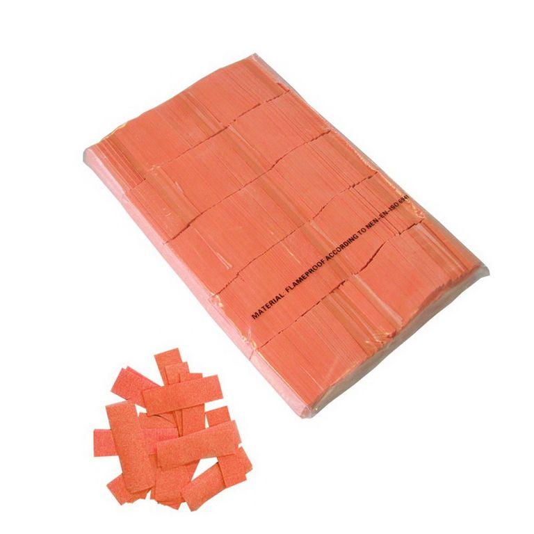 Magic FX Slowfall UV Konfetti 55x17mm Fluo Orange Beutel