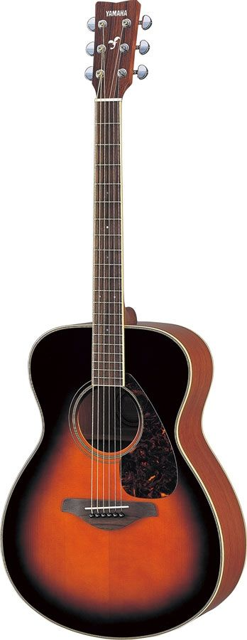 Yamaha FS 720S tobacco brown sunburst
