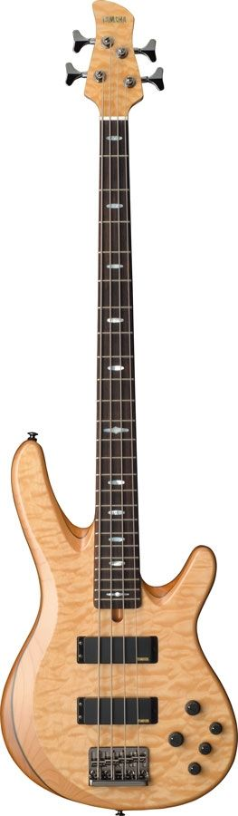 Yamaha Electric Bass TRB 1004 J natural