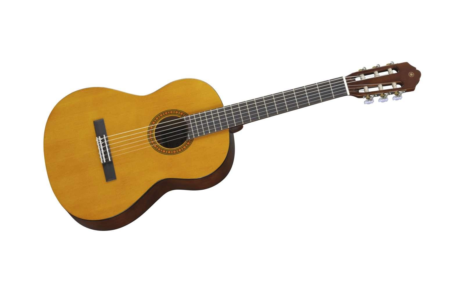 Yamaha CS40 II 3/4 Gitarre Natur