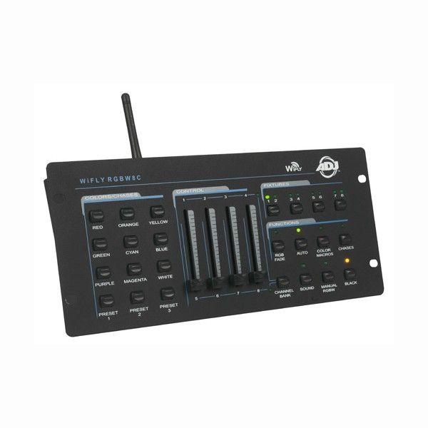 American Audio WiFly RGBW8C DMX-Controller