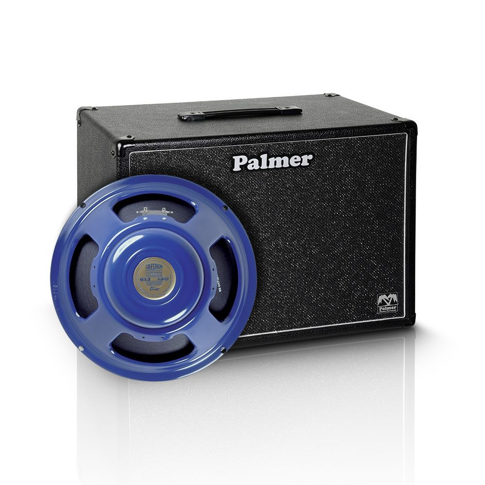 Palmer Gitarrenbox 1 x 12 mit Celestion Alnico Blue Model 8 Ohm