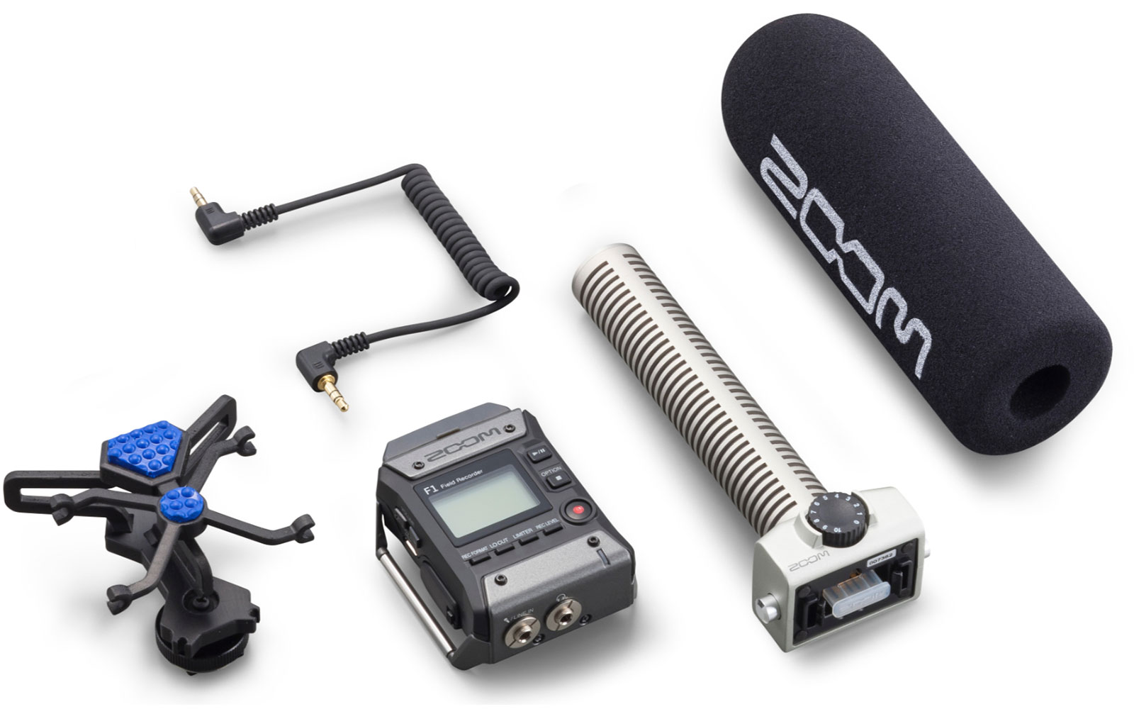 zoom-f1-sp-f1-shotgun-mic-pack, 206.00 EUR @ music-and-more-store