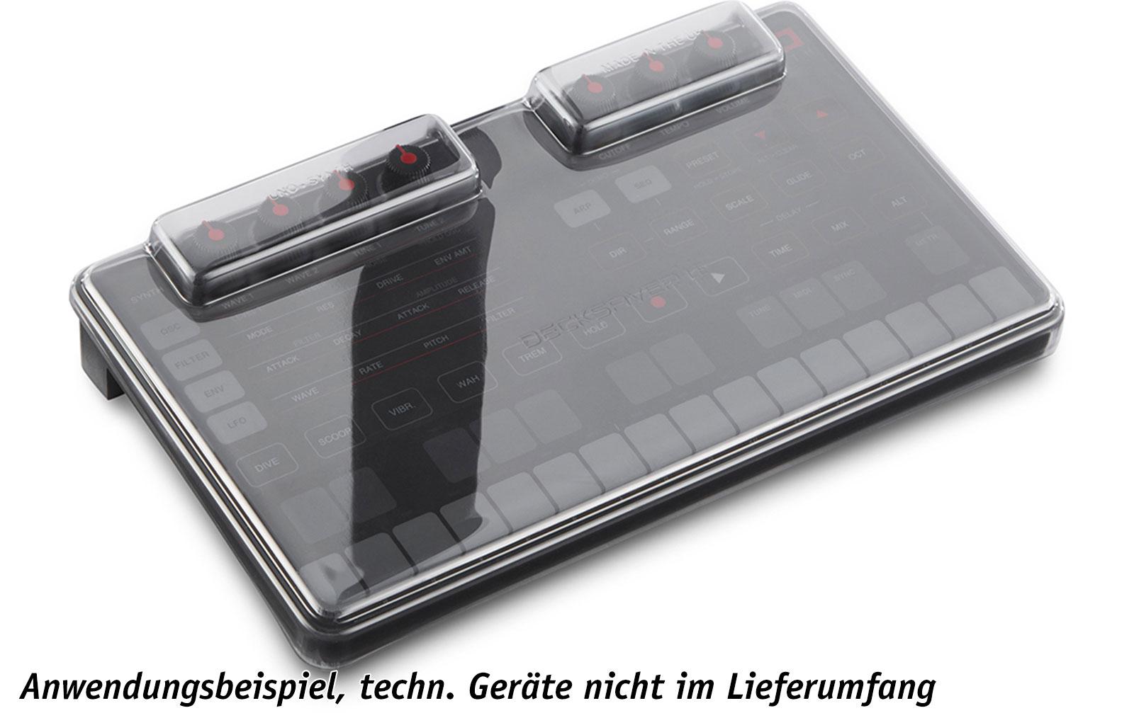 decksaver-uno-synth-drum-staubschutzabdeckung