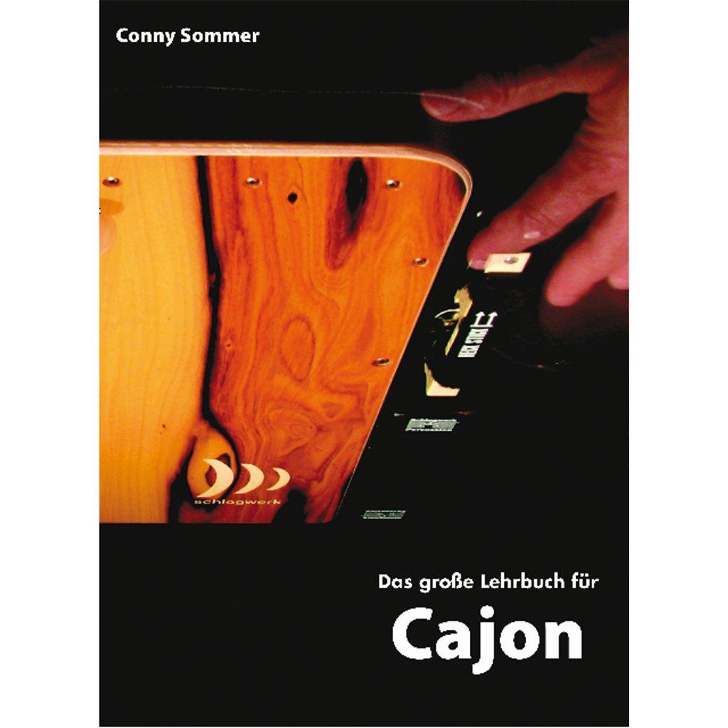 Schlagwerk LC43 Das gro�e Lehrbuch für Cajon, deutsch
