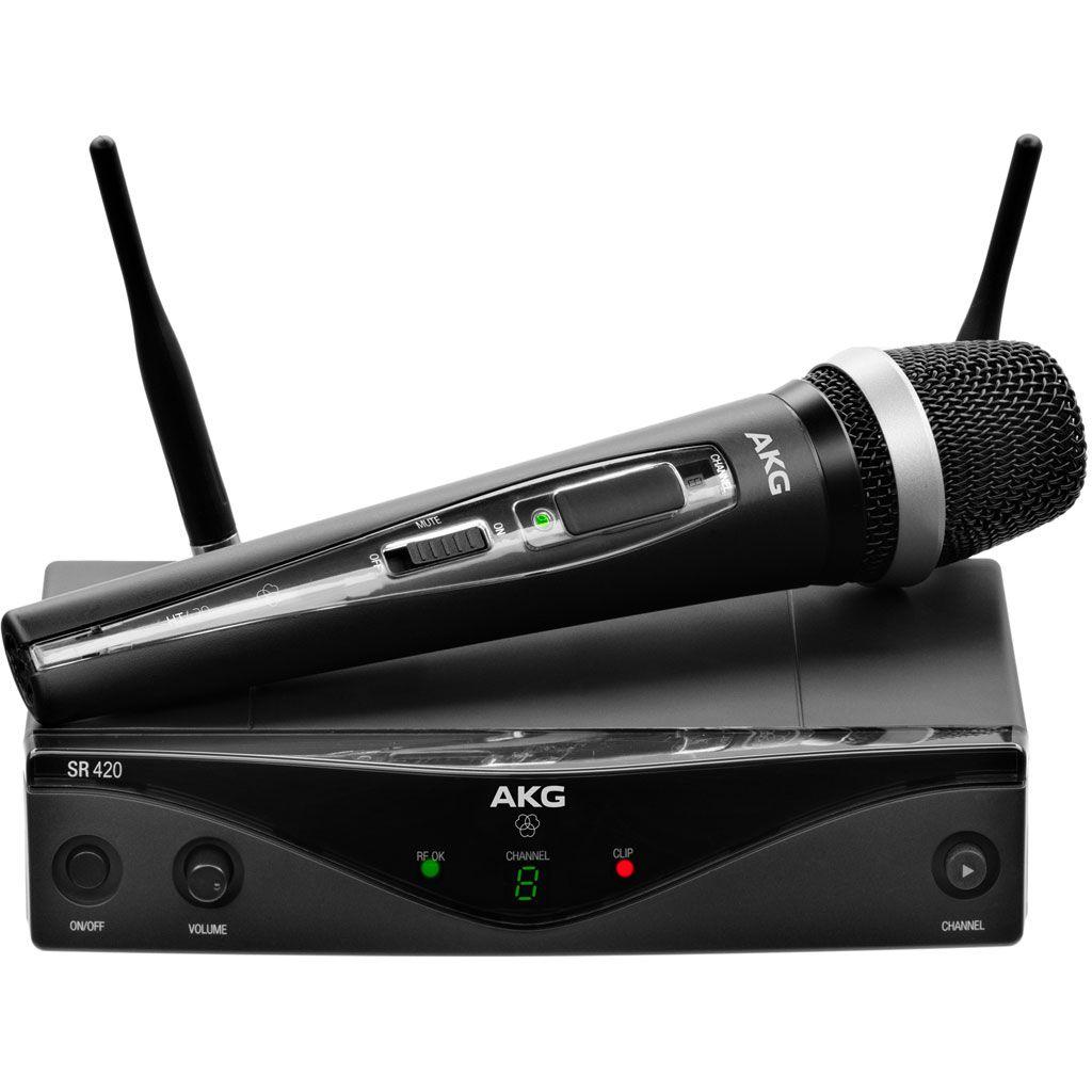AKG WMS420 Vocal Set D5, Band B1, 748-752 MHz