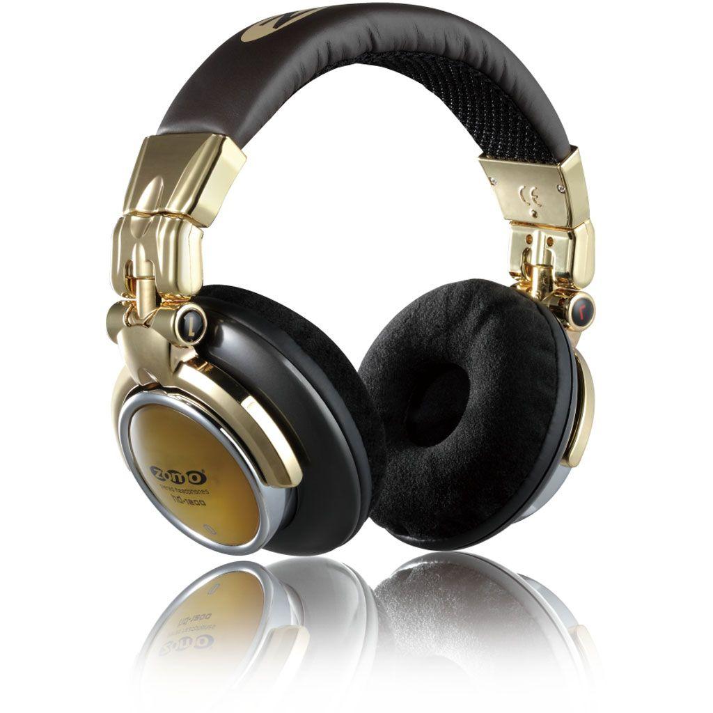 Zomo HD-1200 Kopfhörer gold