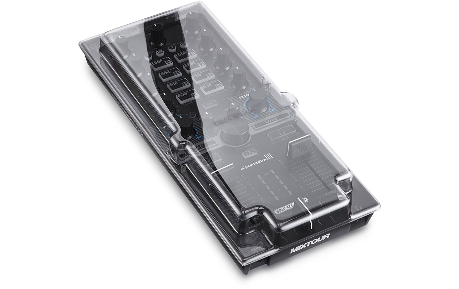 decksaver-reloop-mixtour-schutzabdeckung-light-edition-