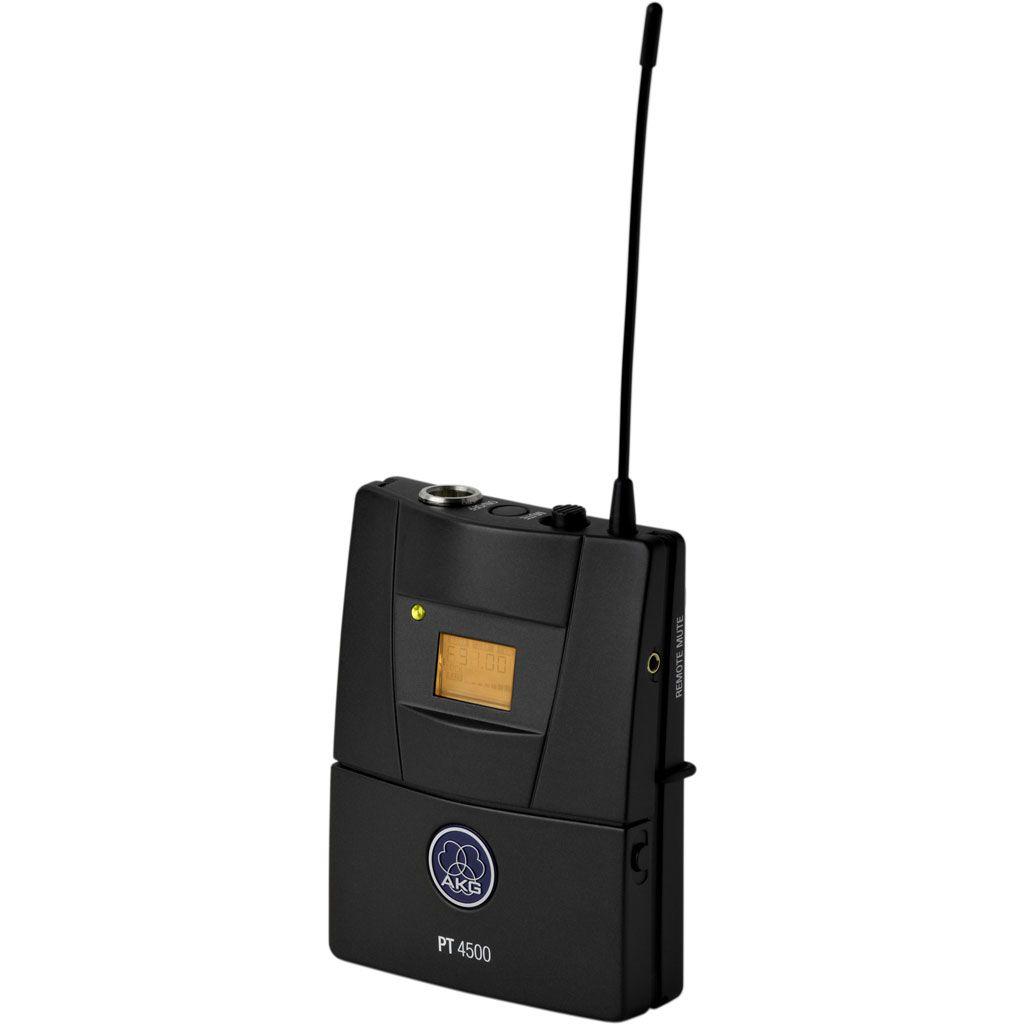 AKG PT4500 B8 Freq. 570.100-600.500 MHz