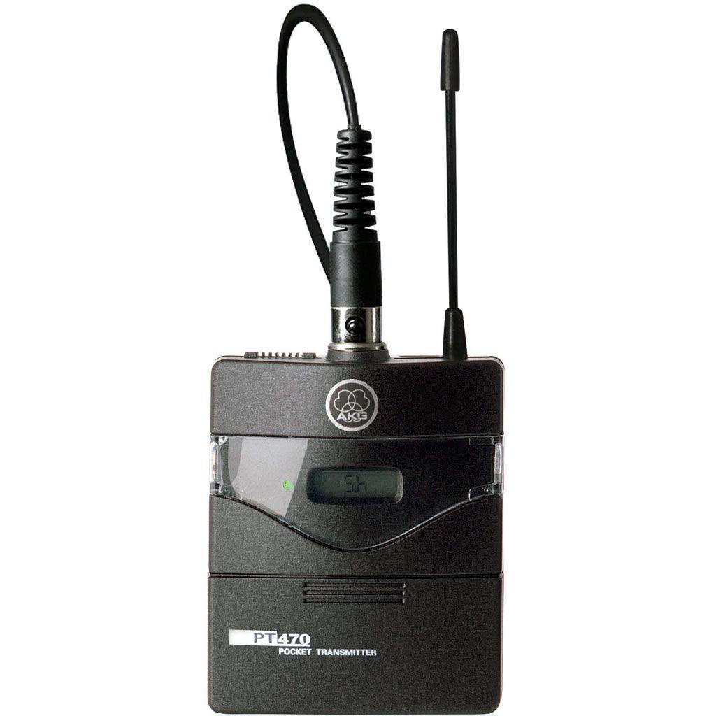 AKG PT470 Band 8 - 570-600 MHz - 50 mW