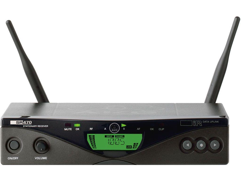 AKG SR470 Band 8 - 570-600 MHz