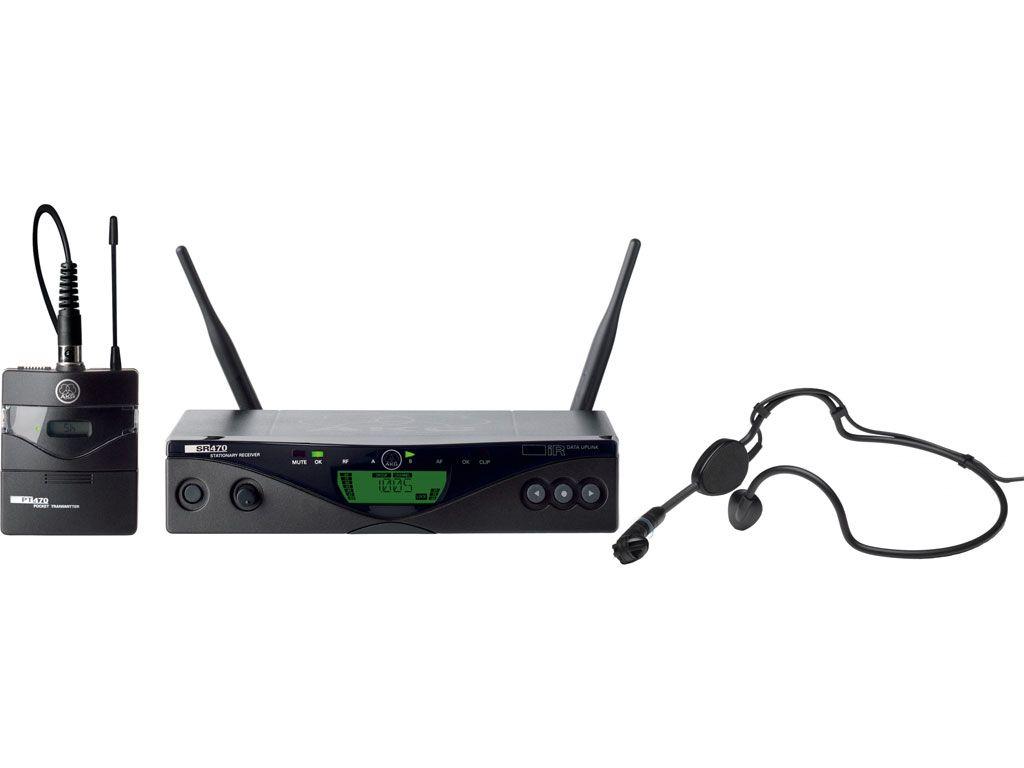 AKG WMS470 Sportset B3, 720-750 MHz
