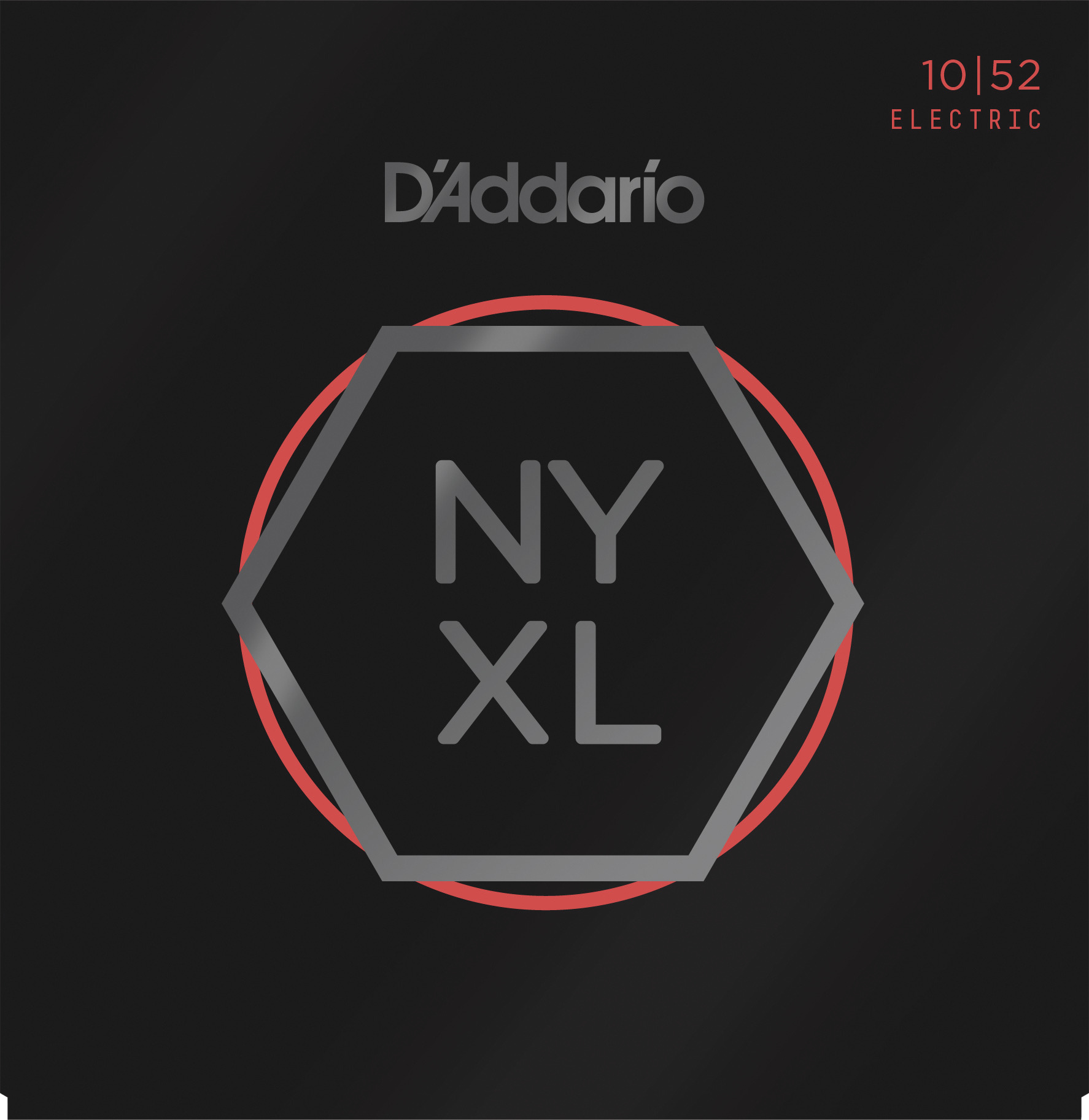 Daddario NYXL1052 Saitensatz für E-Gitarre 010-052