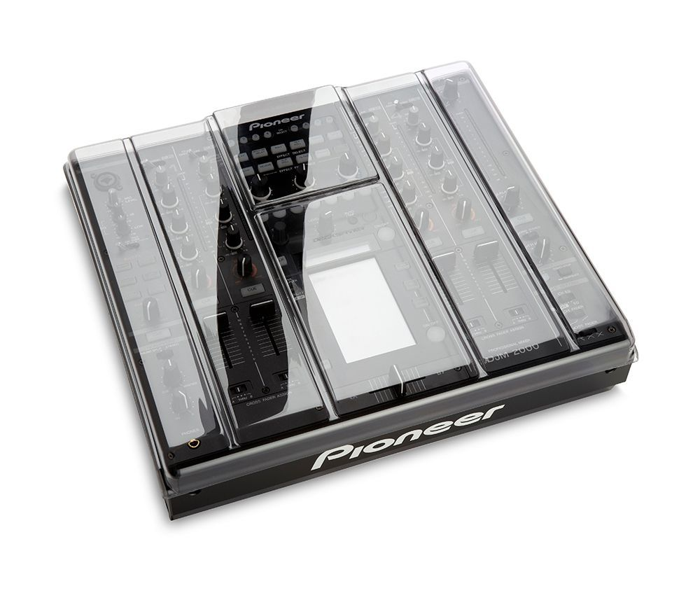 Decksaver Pioneer DJM-2000 Schutzabdeckung