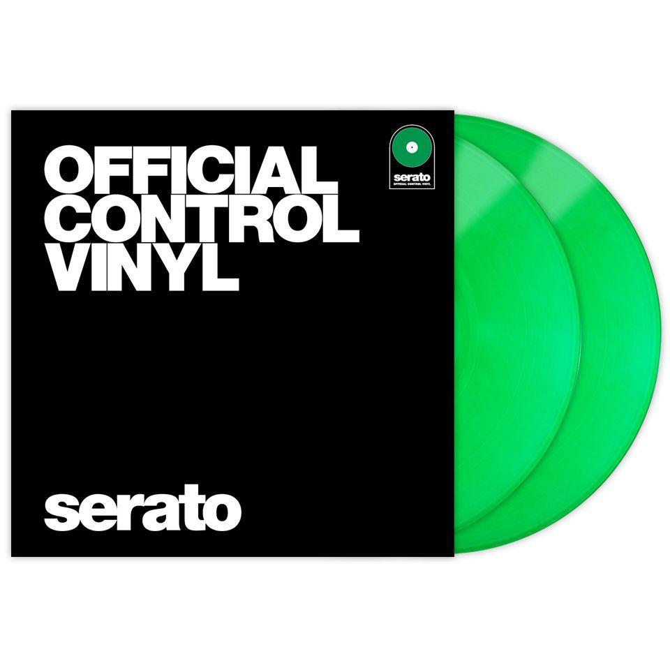 Serato Performance Control Vinyl, green