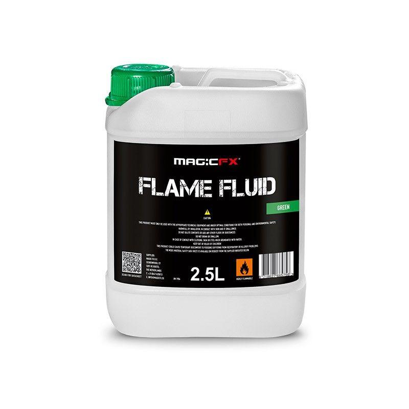 Magic FX Flame Fluid Green, 2,5l