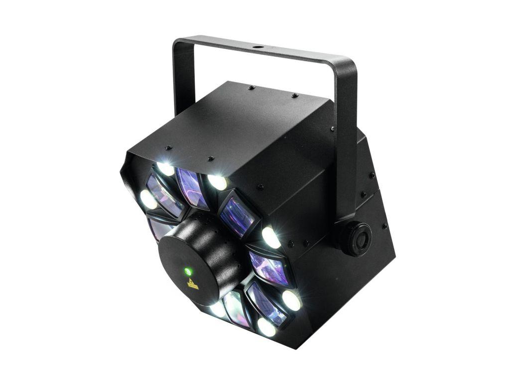 Eurolite LED FE-1500 Hybrid Laserflower