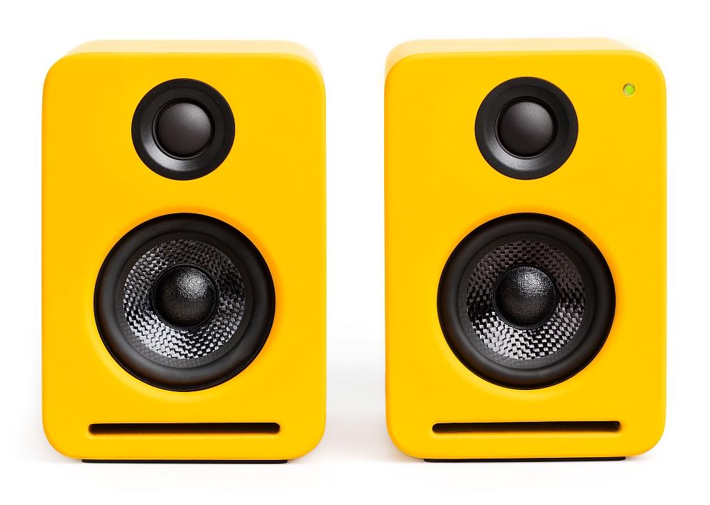 Nocs NS2 Air Monitors V2 yellow