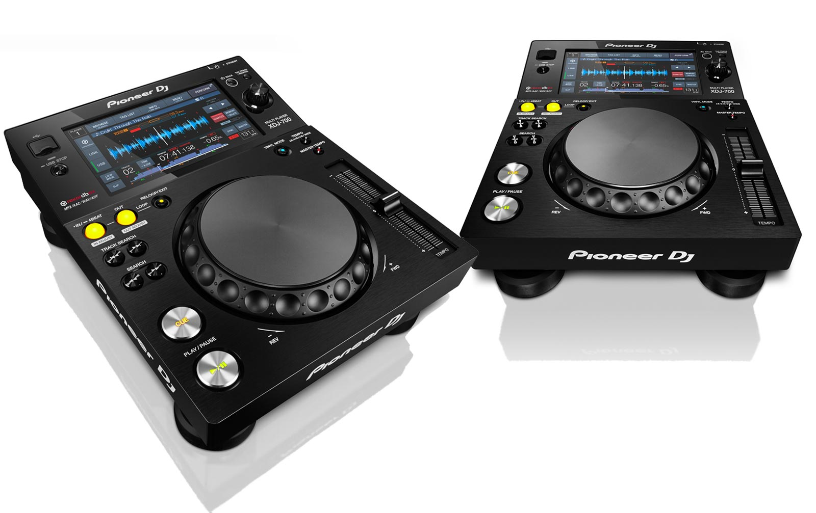 pioneer-xdj-700-doppelpack-set, 1398.00 EUR @ music-and-more-store