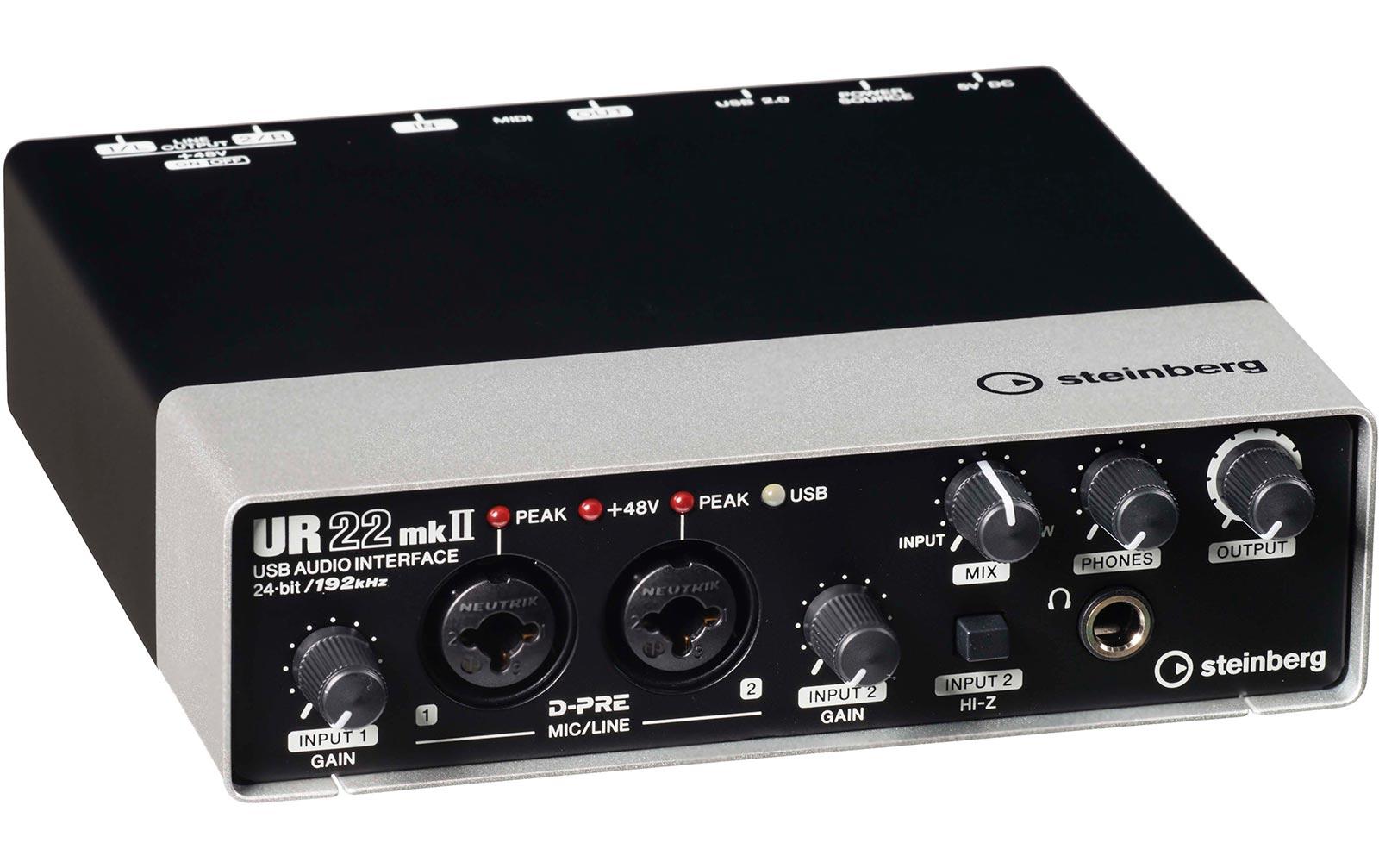 steinberg-ur22-mkii-usb-audio-interface-incl-midi-i-o