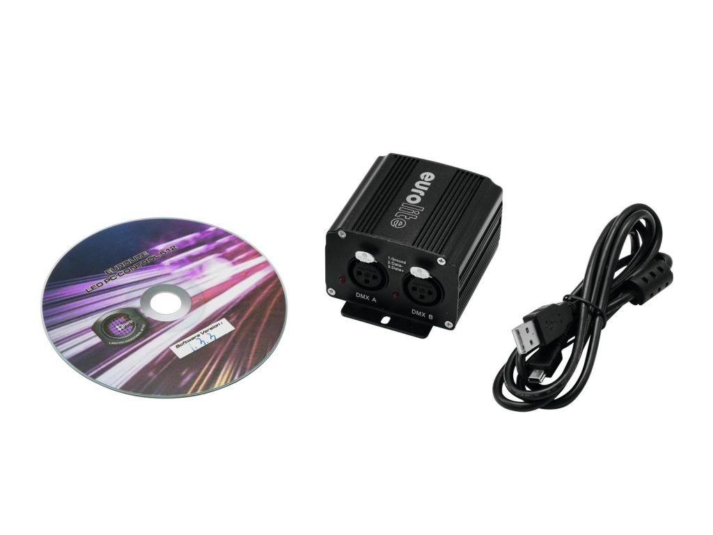 Eurolite USB-Artnet/DMX1024-PRO Interface