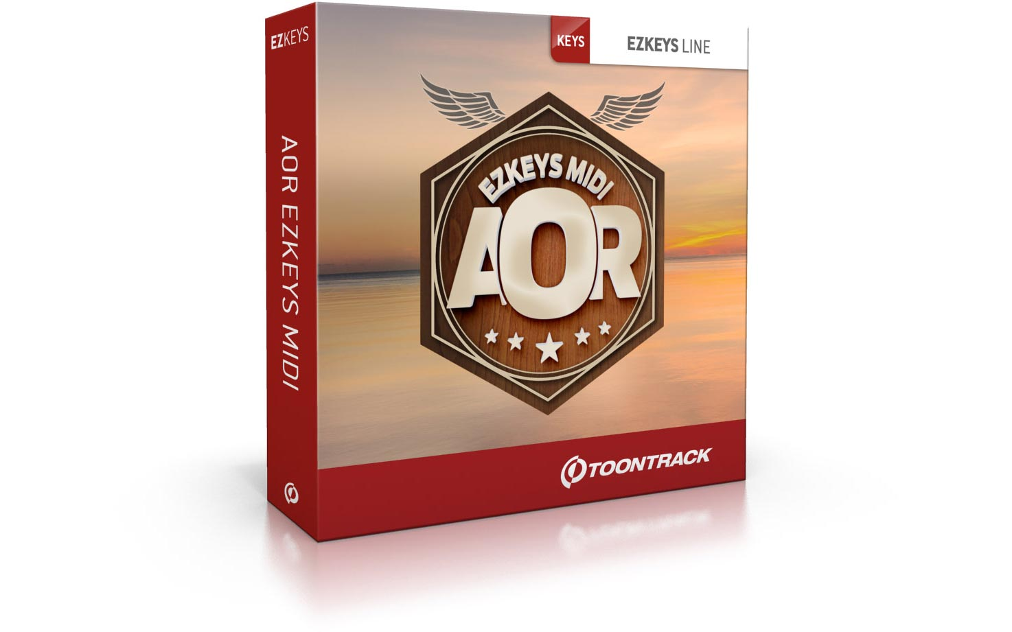 ToonTrack EZkeys AOR MIDI-Pack (Download)
