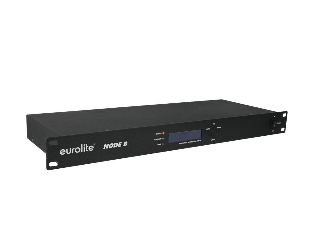 Eurolite Artnet-DMX Node 8