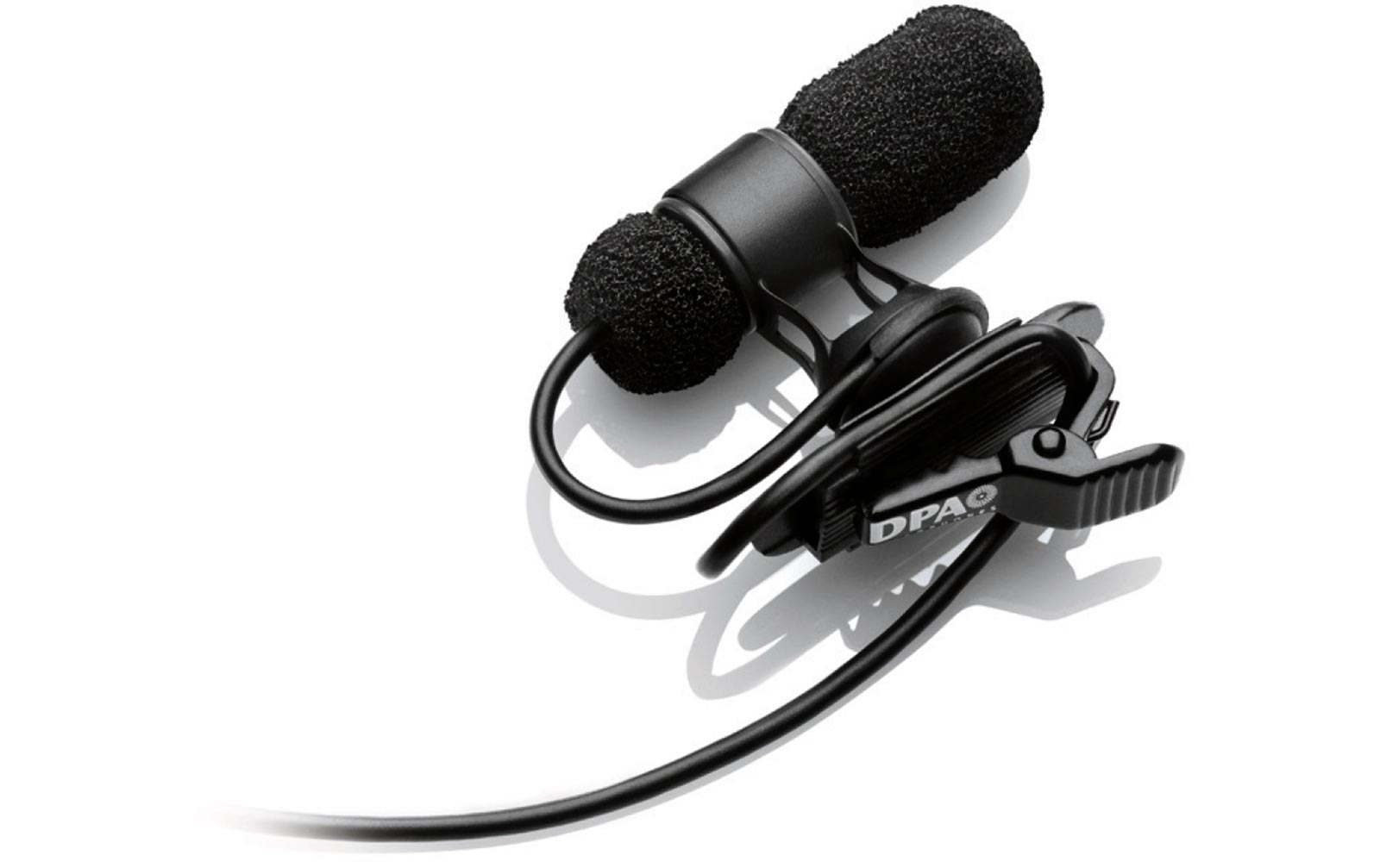 DPA d:screet 4080 BM Lavaliermikrofon, schwarz