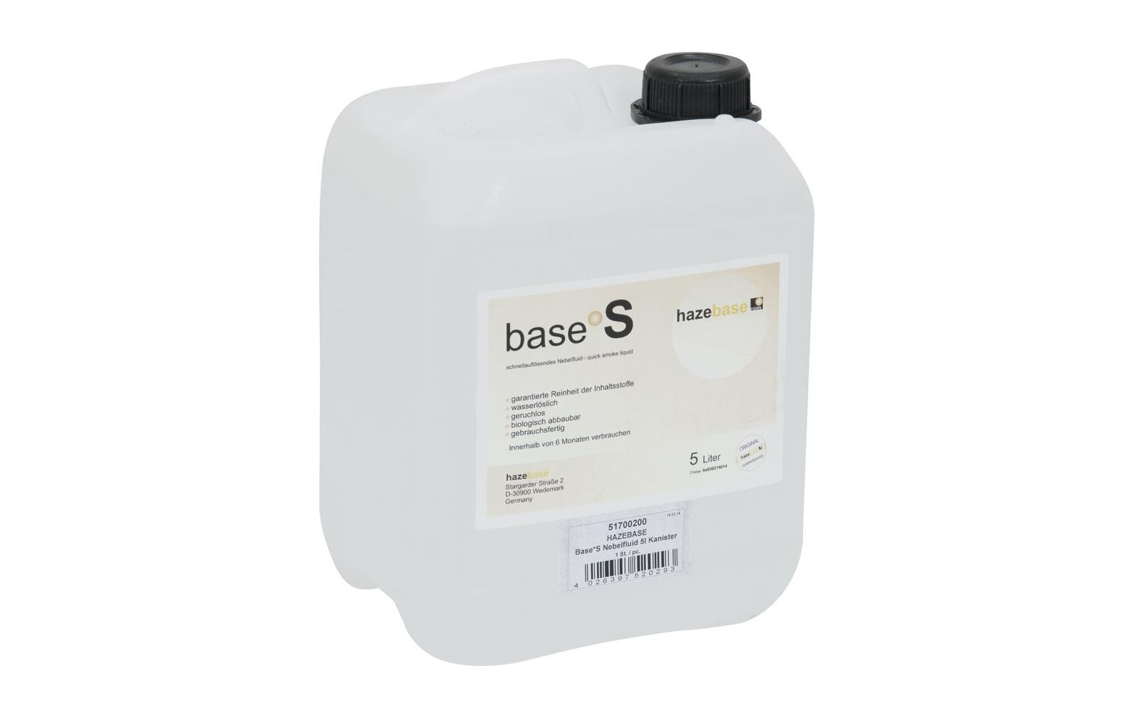 hazebase-base-s-nebelfluid-5l-kanister