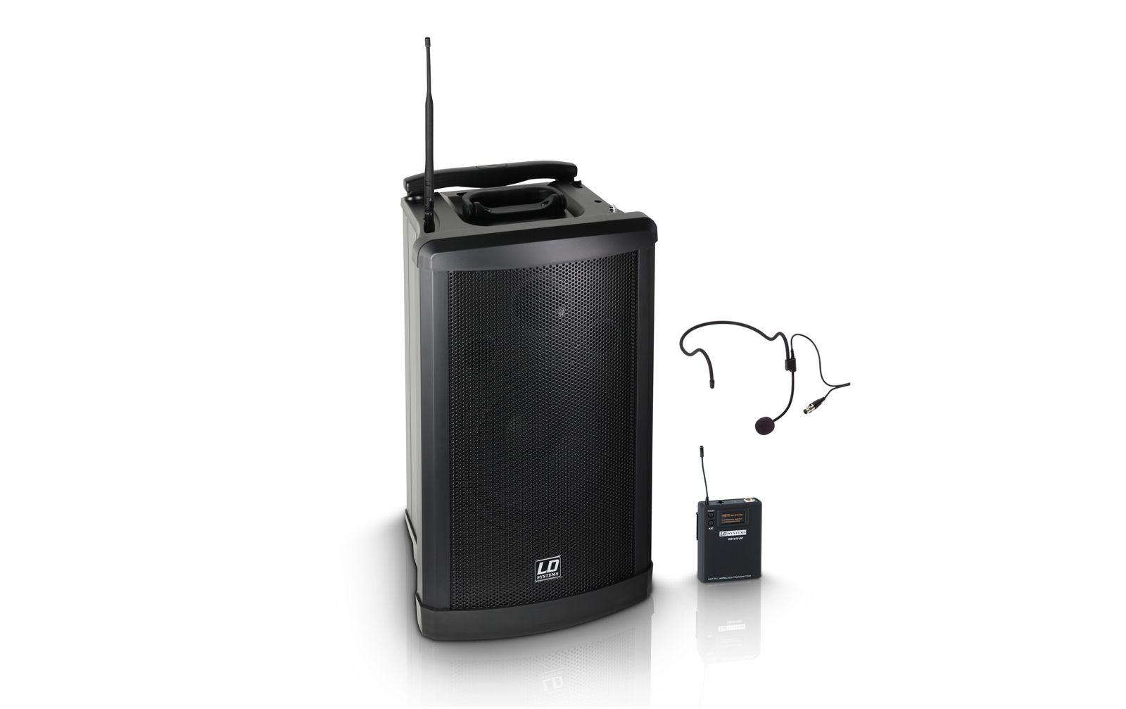 ld-systems-roadman-102-mobiler-lautsprecher-mit-headset-frequenz-584-mhz-607-mhz