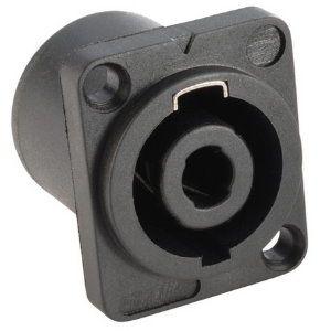 adam-hall-7876-standard-lautsprecher-einbaubuchse-4-pol