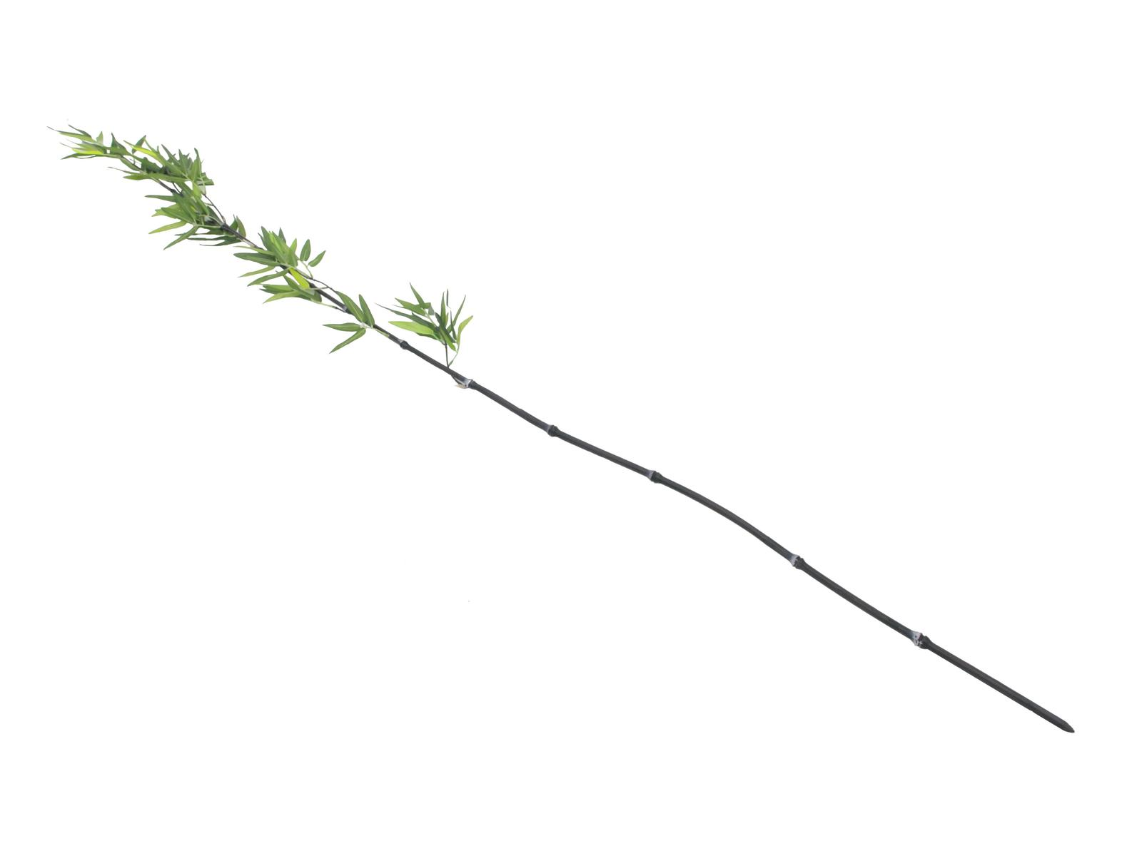 europalms-bambusstab-mit-bla-ttern-180cm-6er-pack-kunststoffpflanze