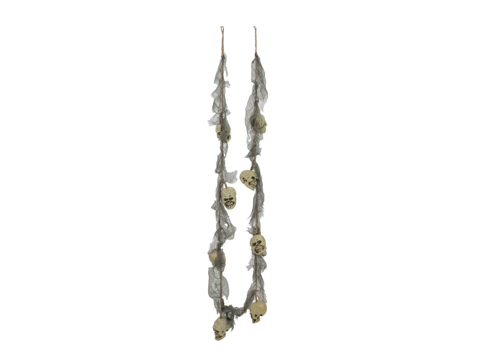 europalms-halloween-totenkopfkette-100x6x6cm