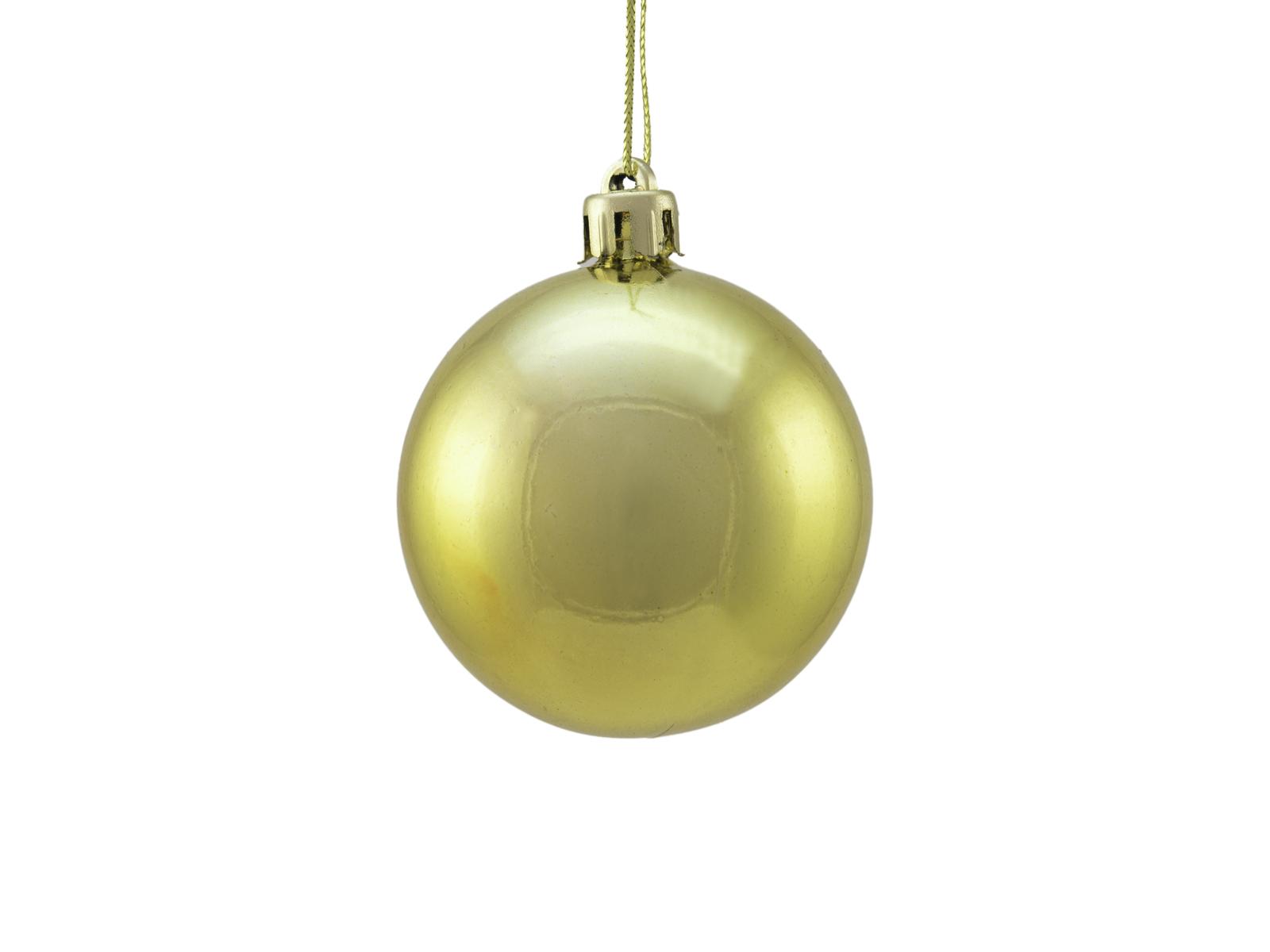 europalms-dekokugel-6cm-gold-metallic-6x