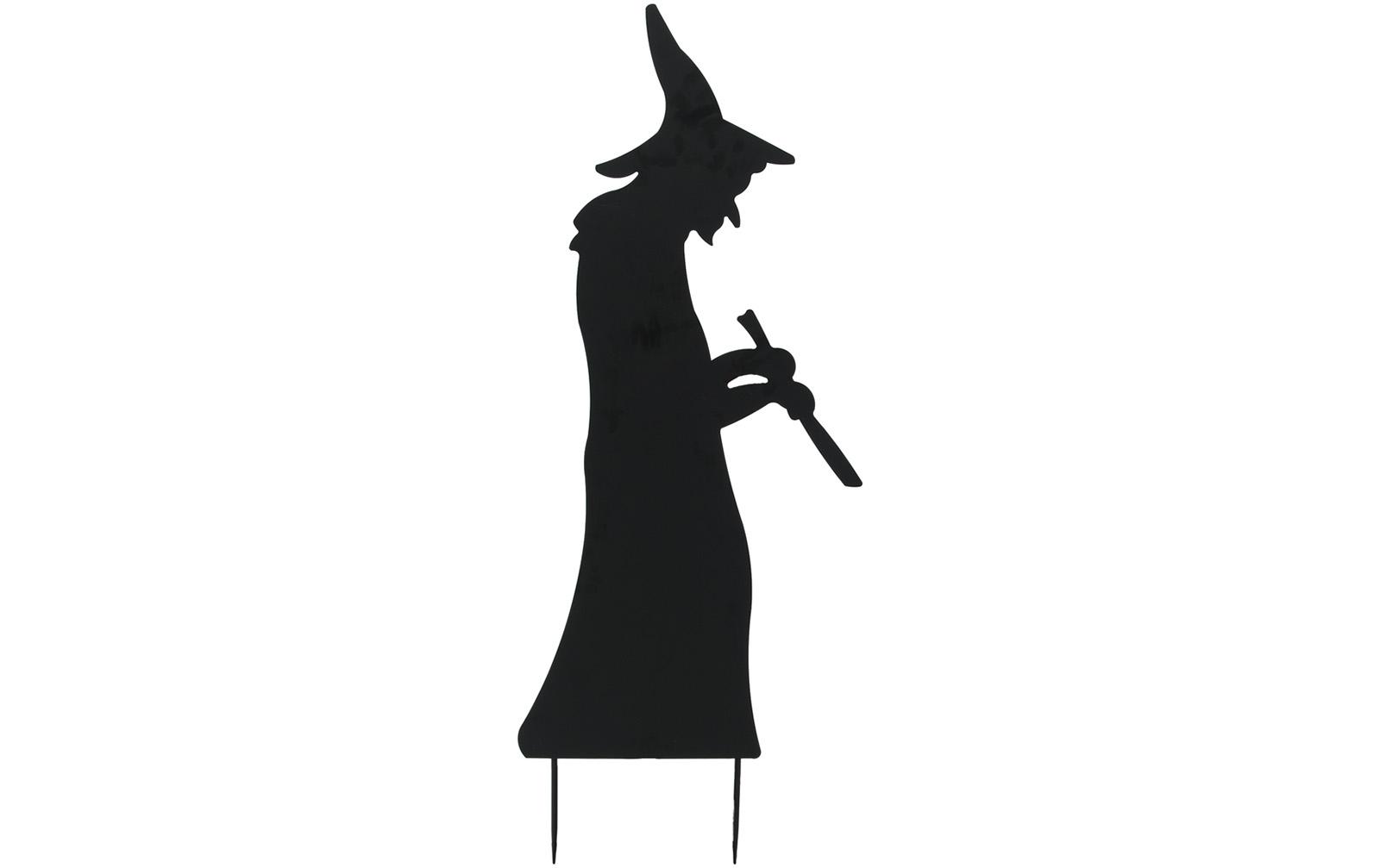 europalms-silhouette-metall-hexe-mit-la-ffel-110cm