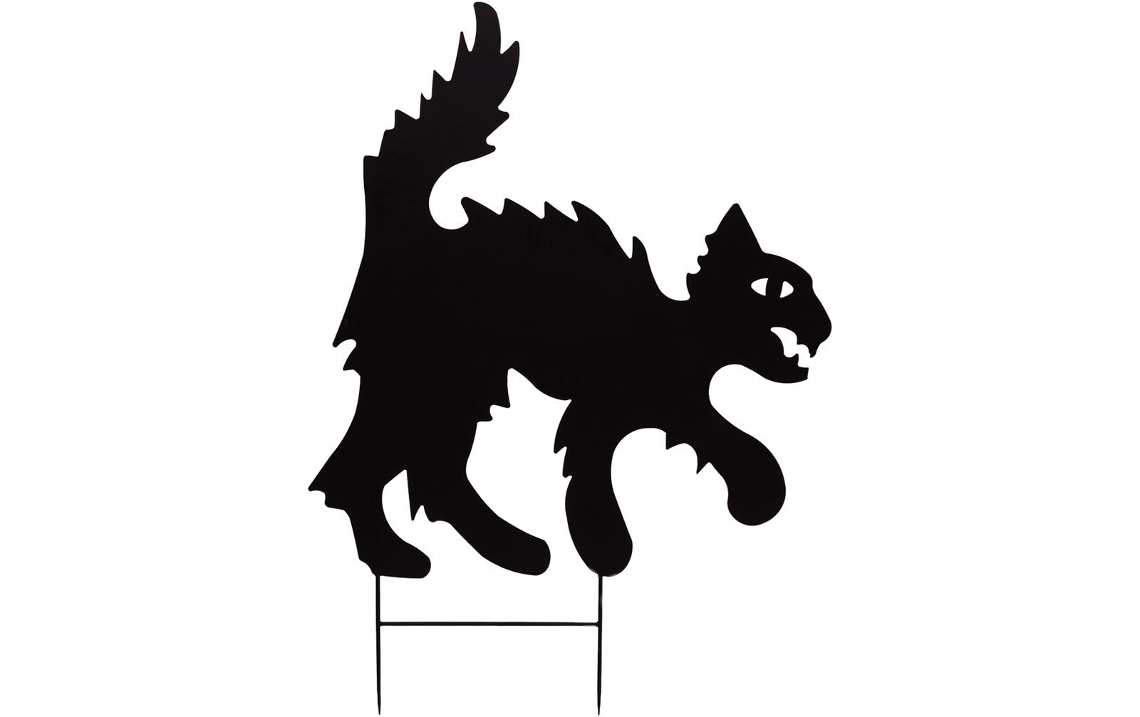 europalms-silhouette-metall-katze-67cm