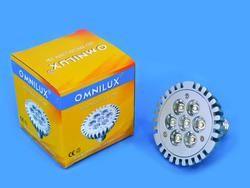 omnilux-par-30-230v-7x1w-led-gelb-e27-kr