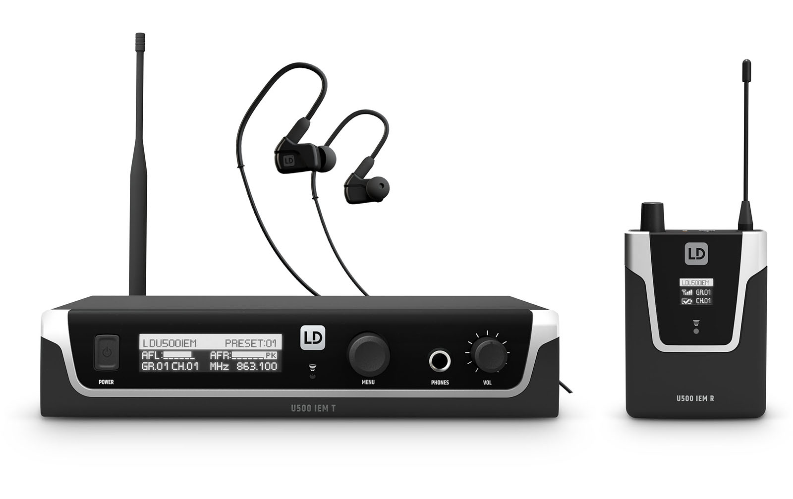 ld-systems-u505-1-iem-hp-in-ear-monitoring-system-mit-ohrha-rern