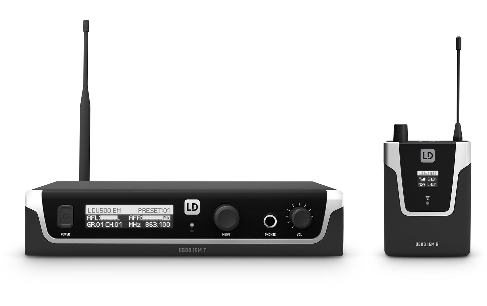 ld-systems-u505-iem-in-ear-monitoring-system