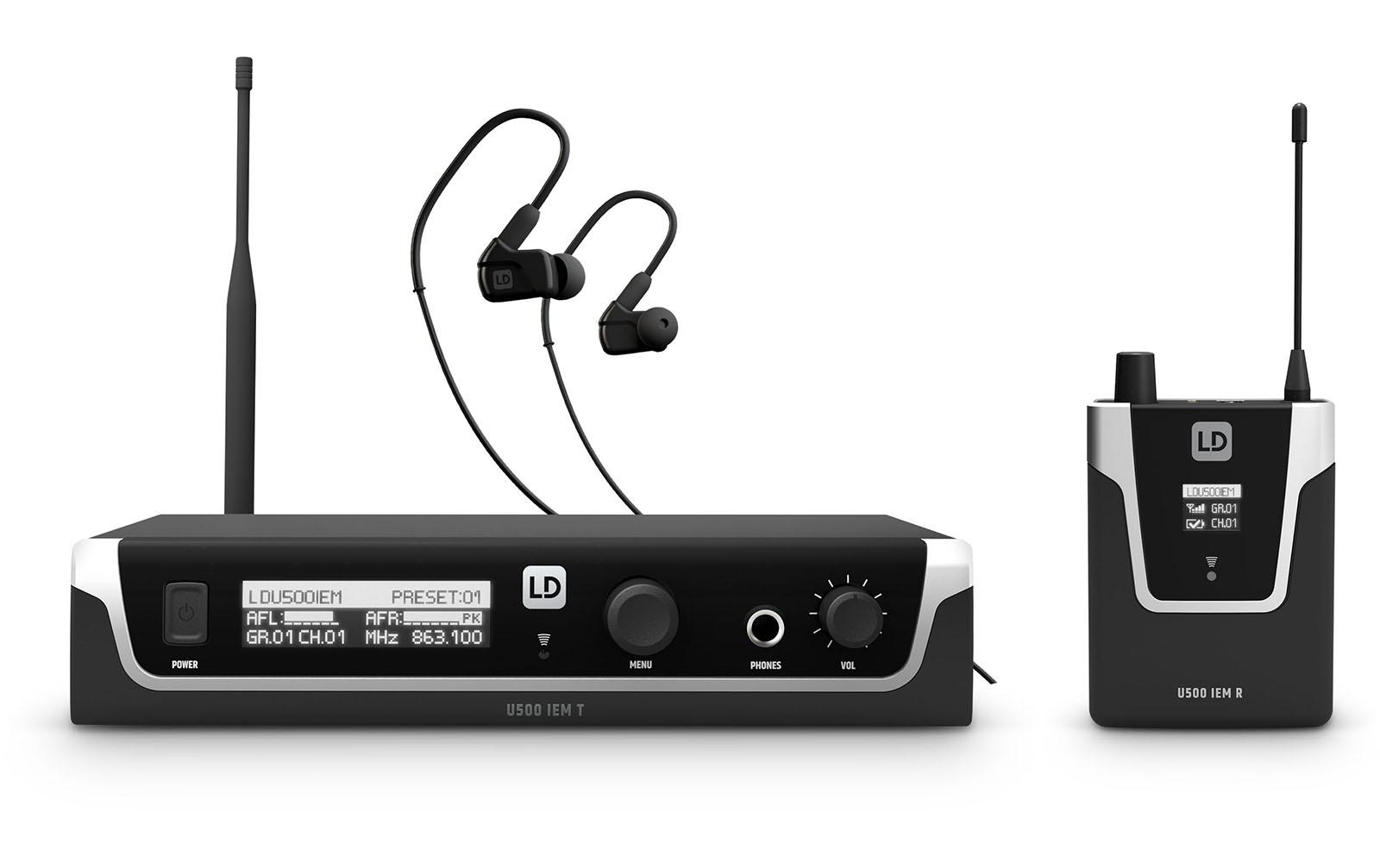 ld-systems-u508-iem-hp-in-ear-monitoring-system-mit-ohrha-rern