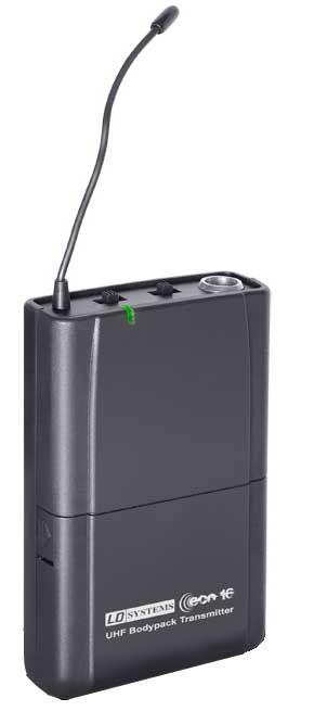 LD Systems ECO 16 Belt Pack Sender