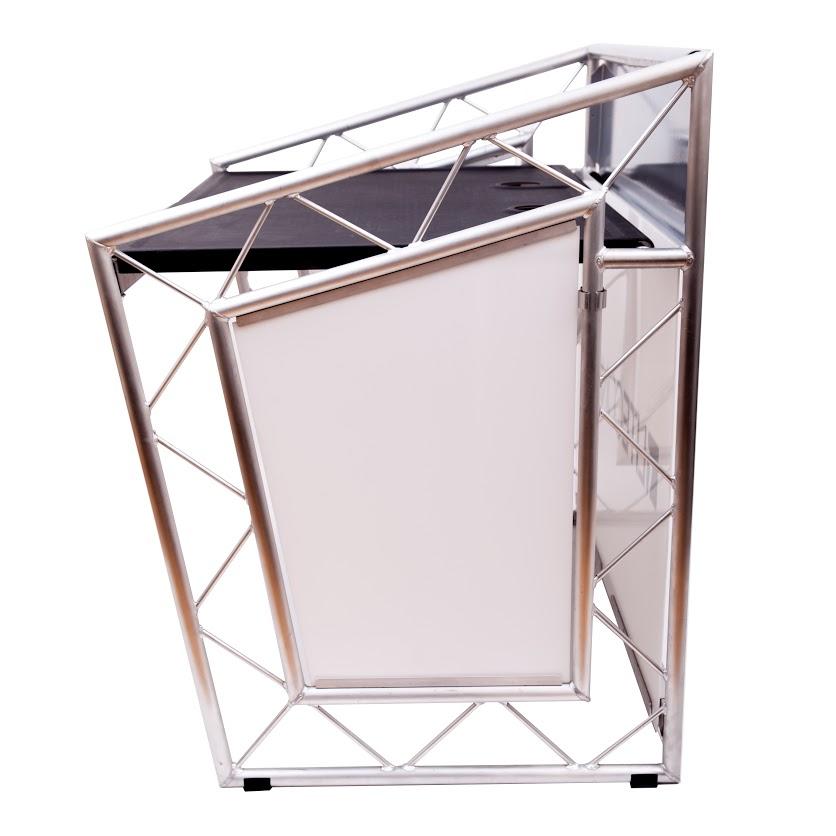 liteconsole xprs lite mobiler dj tisch g nstig online. Black Bedroom Furniture Sets. Home Design Ideas